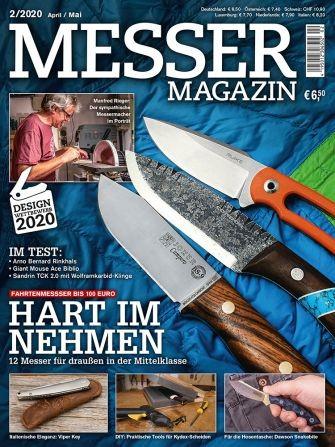 Messermagazin 02/2020