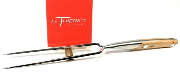 Goyon Chazeau Thiers Fleischgabel Wacholder 33 cm