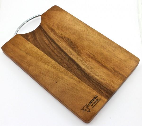 Laguiole en Aubrac Acacia cutting board