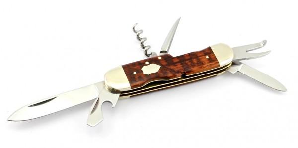 Hartkopf Militär-Taschenmesser Schlangenholz