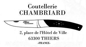 CHAMBRIARD leather sheats