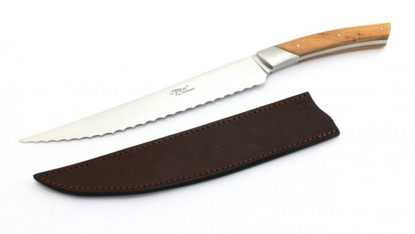 Chambriard Thiers Brotmesser 20 cm TG3 Wacholder Grands Gourmets