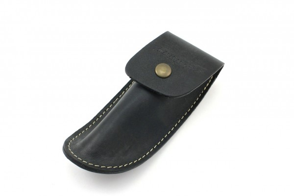 AU SABOT leather holster for the belt BARIBAL and AMICU black