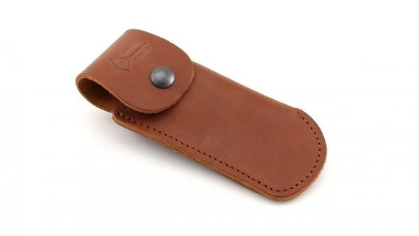 Arbalete holster for hunting knife Le Celtic brown