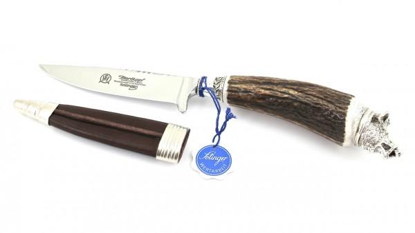 Hartkopf Trachtenmesser mit Keilerkopf