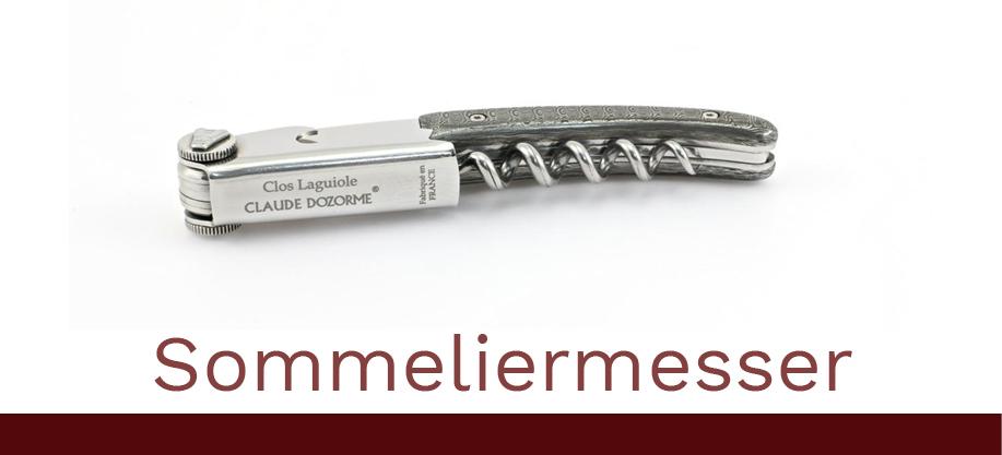 Claude Dozorme Sommelier Messer