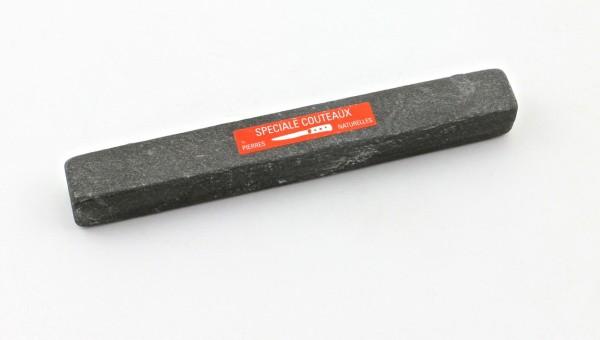Pierre à aiguiser des Pyrenées natürlicher Schleifstein für Laguiole Messer 160 x 20 mm