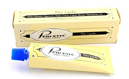 PERCEVAL Reinigungscreme/Polierpaste 50 ml