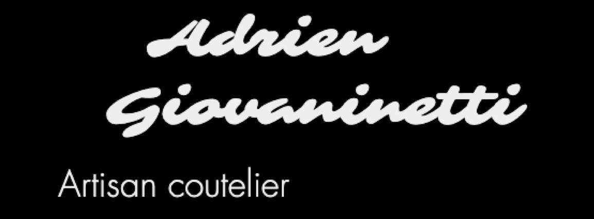 Coutellerie Adrien Giovaninetti