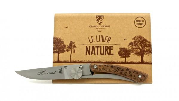 Claude DOZORME Thiers Liner Lock Nature Nussbaum
