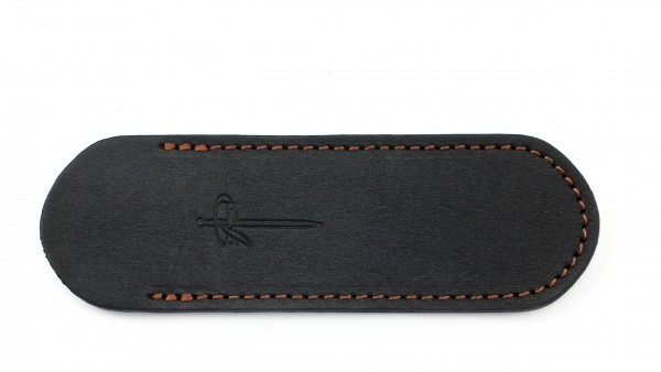 Atelier Perceval leather sheath Le Francias